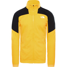 The North Face Impendor Full Zip Midlayer Herr zinnia orange